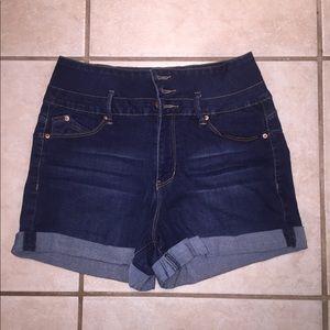 Pants - YMI Jean Shorts